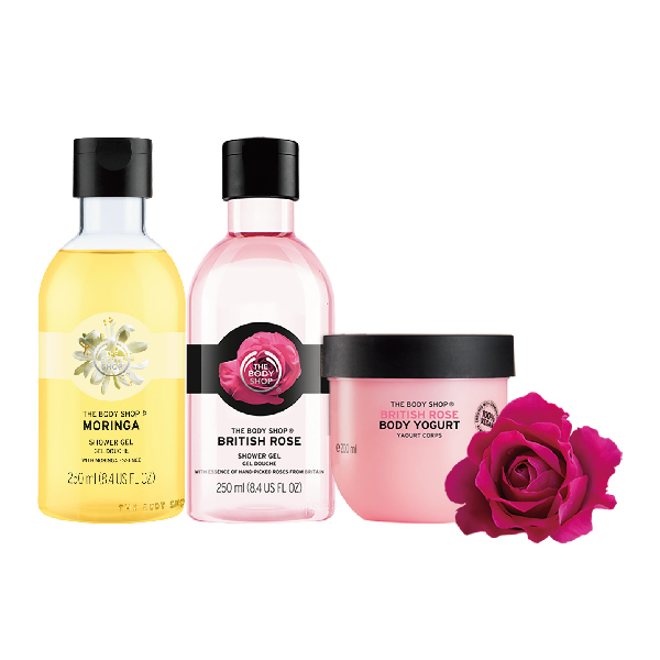 THE BODY SHOP 美體小舖